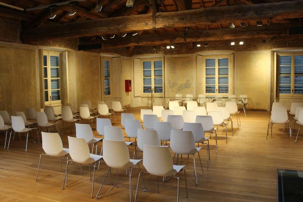 Raum für einen Datenschutz-Vortrag